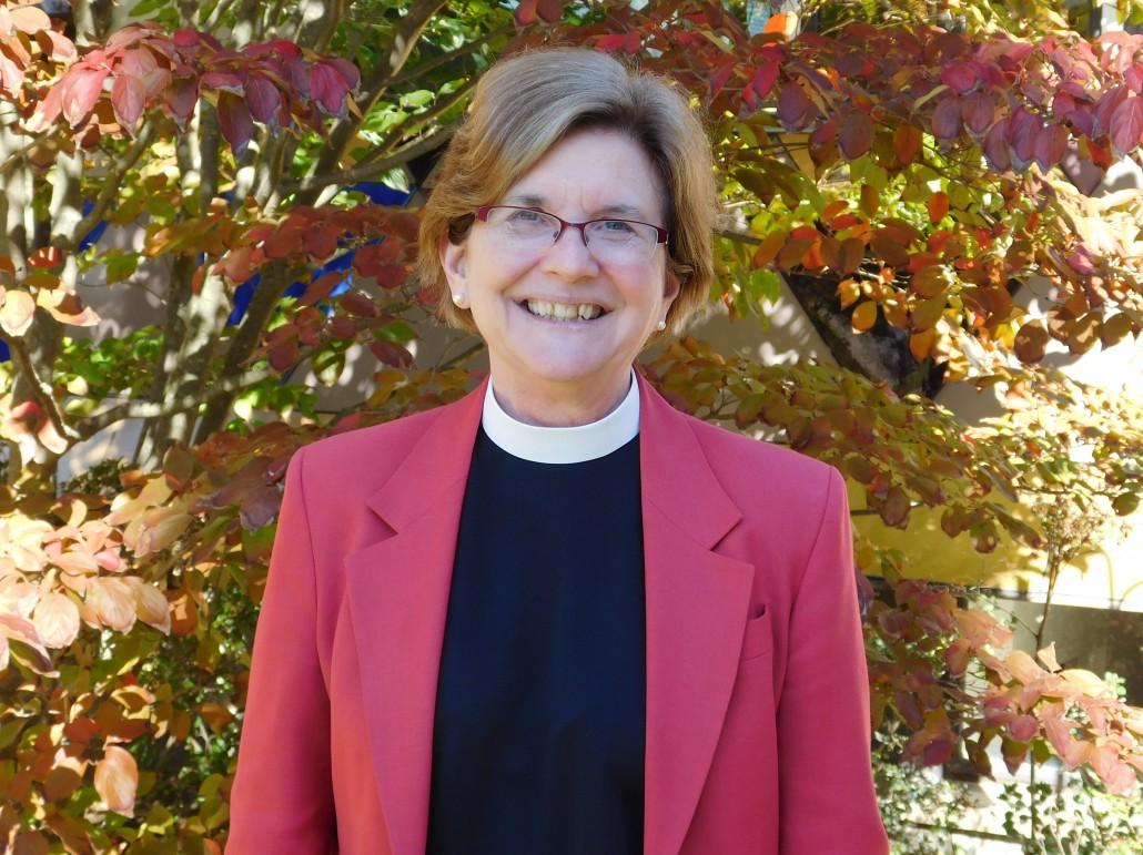 The Rev. Canon Susan Harriss